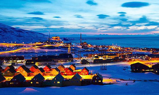 Svalbard, Norway - Historical Views - Earth Watching