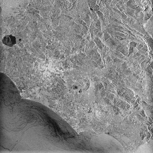 Final ERS-2 image