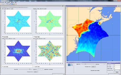 SMOS Data Viewer screenshot