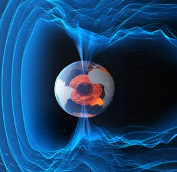 Earths Magnetic Core