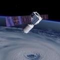 Aeolus satellite