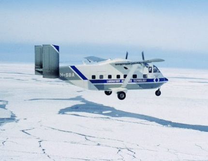 Skyvan aircraft