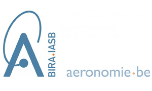 Royal Belgian Institute for Space Aeronomy logo