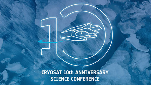 CryoSat 10th anniversary conference