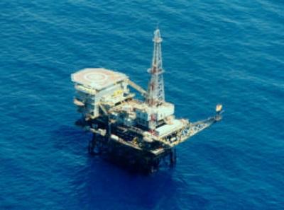 Casablanca oil platform, an optimum location for this experiment