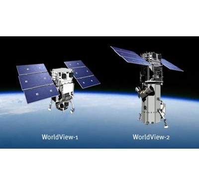 WorldView-1 and WorldView-2