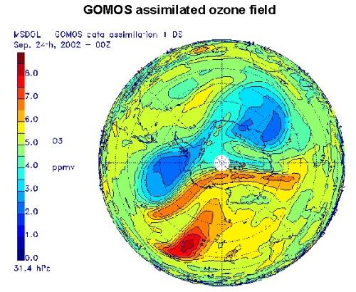 GOMOS-Ozone