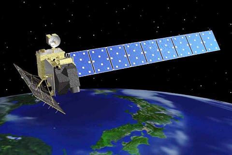 ALOS Satellite Image