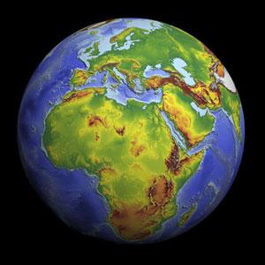 Envisat global view