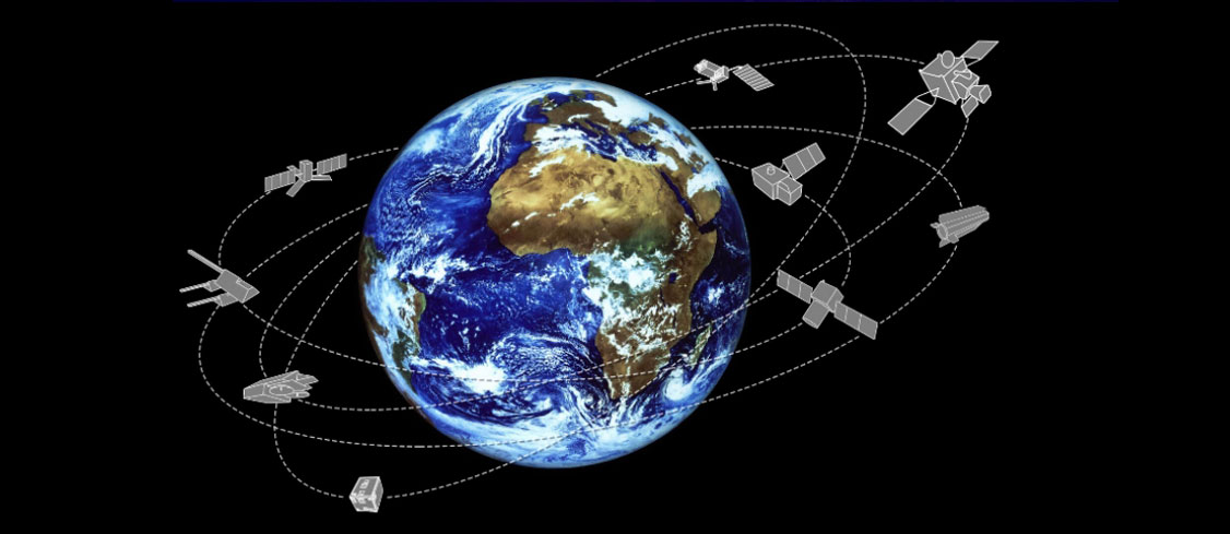 Earth observation missions © ESA