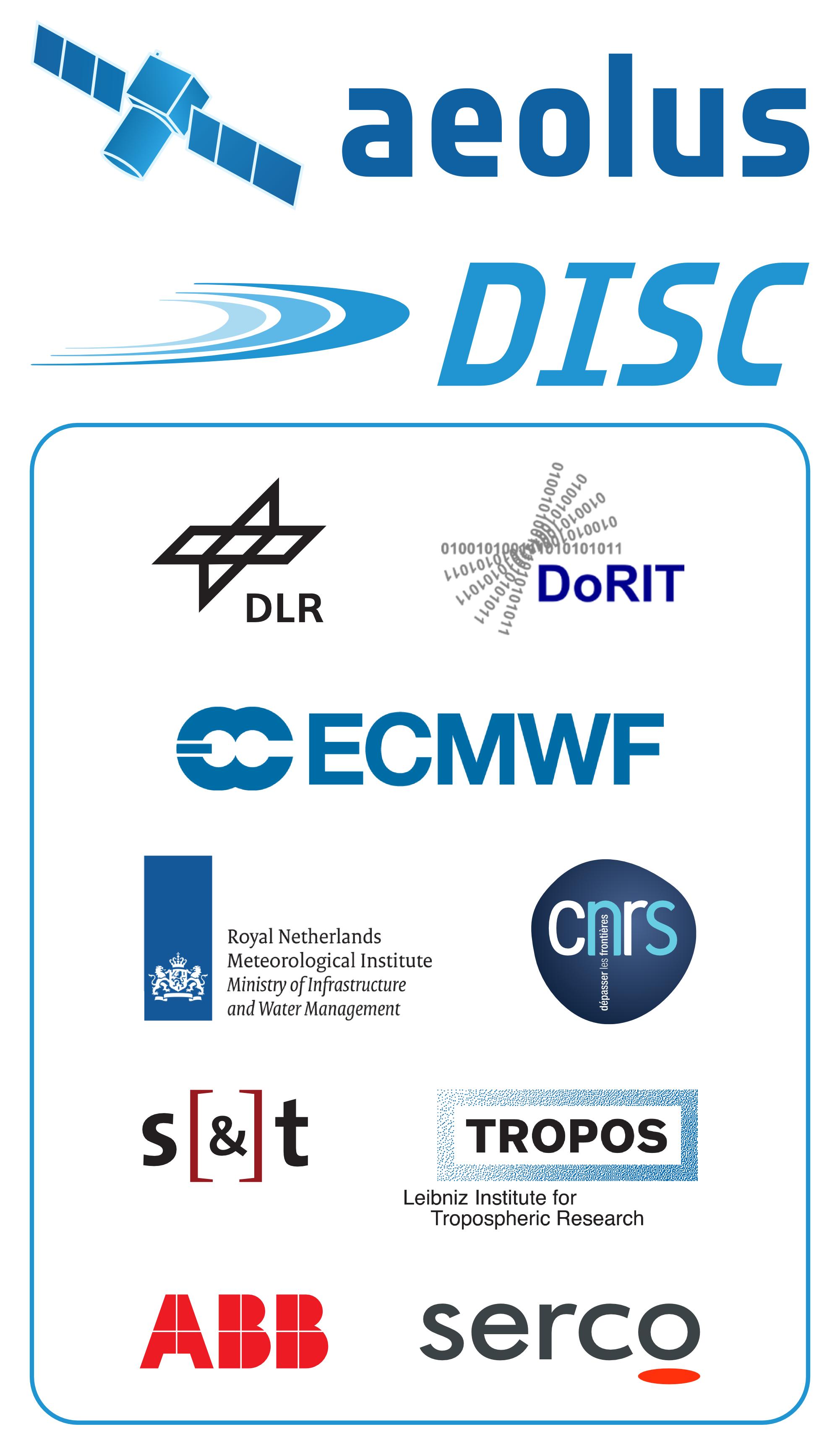 Aeolus DISC consortium