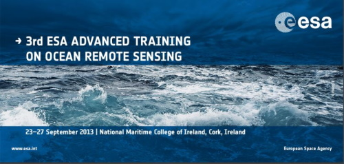 Training Course on Ocean Remote Sensing