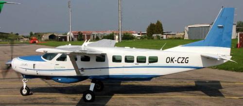 Cessna Grand Caravan C208B