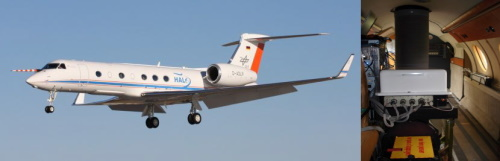 Lidar implementation aboard the SAFIRE F20