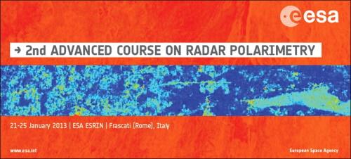 Course on Radar Polarimetry
